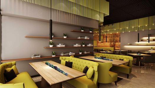 宁波咖啡厅装修