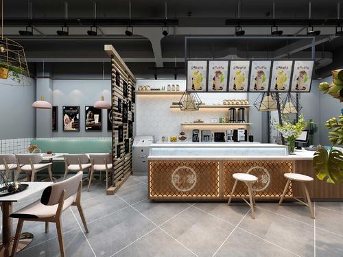 宁波咖啡厅装修公司